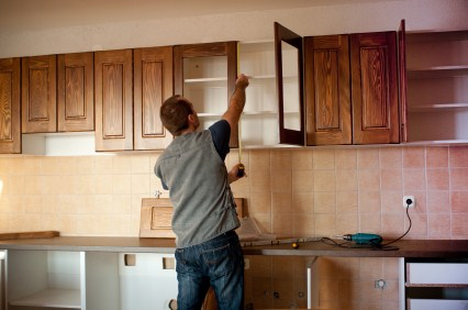 Cabinet refinishing in Paw Creek NC