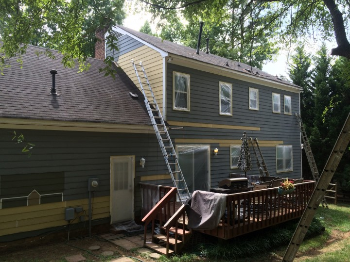 Photos by excel pro service llc - Exterior house washing charlotte ...