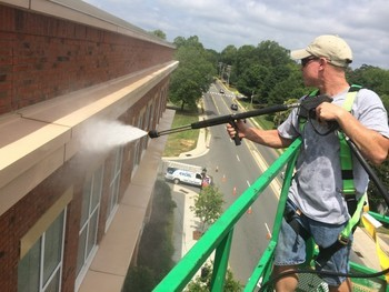 Commercial Pressure Washing in Huntersville, NC by Excel Pro Service LLC