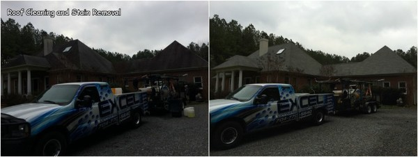 Window Cleaning, Pressure Washing, Roof Cleaning & Gutter Cleaning in Lake Norman NC - Charlotte NC
