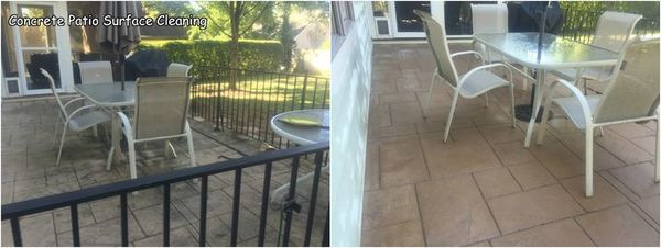 Patio Surface Cleaning in Charlotte, NC (1)