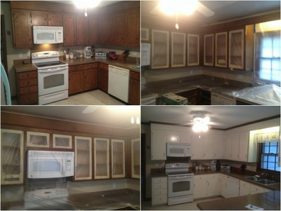 Cabinet Refinishing by Excel Pro Service LLC