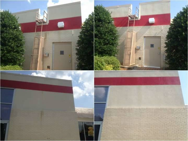 Commercial Pressure Washing Huntersville, NC