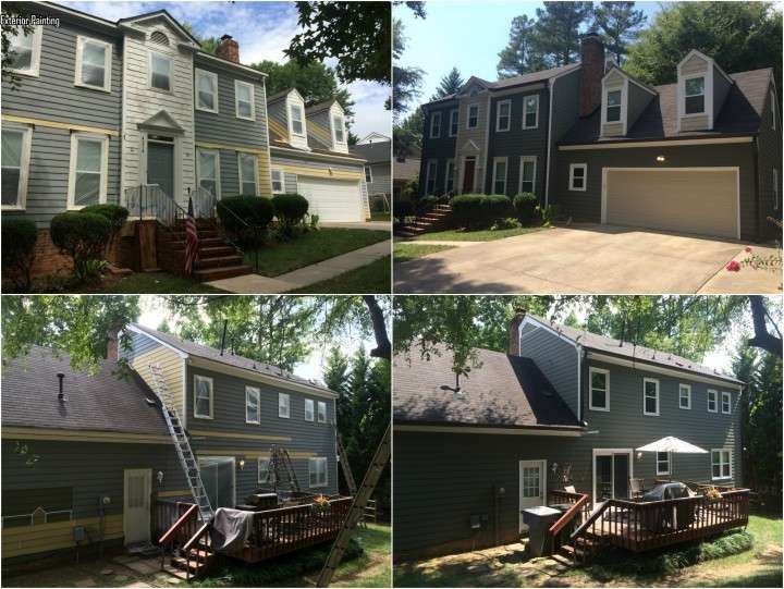 Siding Construction & Exterior Painting Charlotte, NC