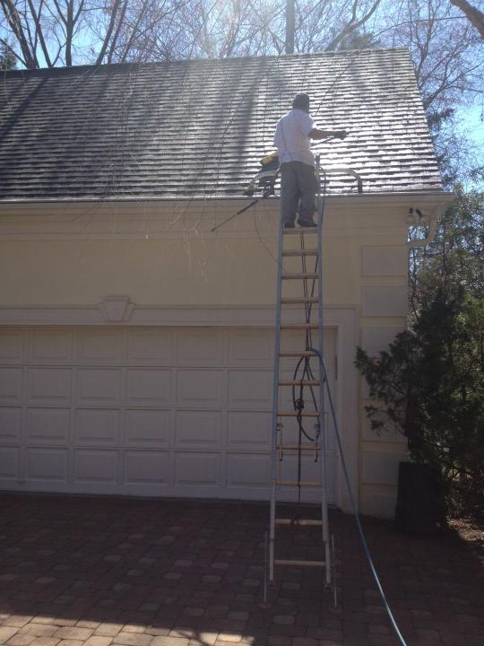 Excel Pro Service LLC residential pressure washing in Bowling Green South Carolina