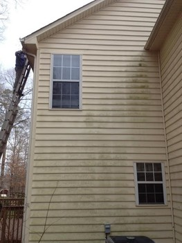 Gutter Cleaning Lake Wylie Sc